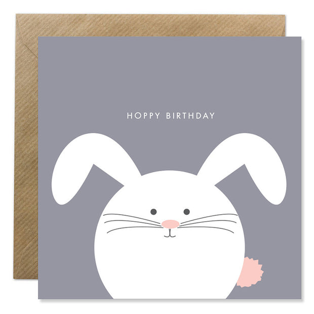 GIFT CARD - 'HOPPY BIRTHDAY'