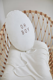 DECORATIVE BALLOON CUSHION - VARIOUS OPTIONS