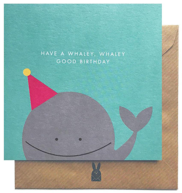 GIFT CARD - WHALEY GOOD BIRTHDAY