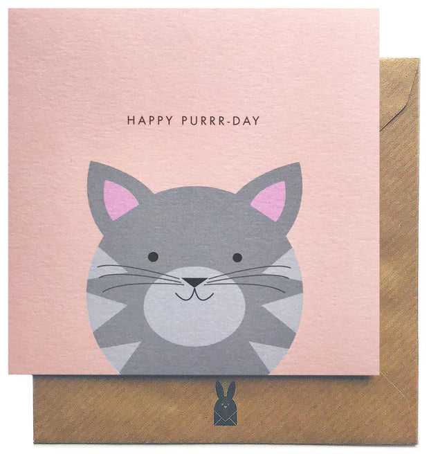 GIFT CARD - HAPPY PURR DAY
