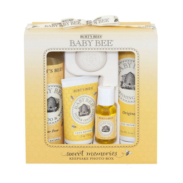 BURTS BEES BABY BEE - SWEET MEMORIES GIFT SET