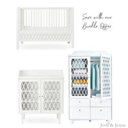 CAM CAM COPENHAGEN HARLEQUIN BUNDLE OFFER - WHITE