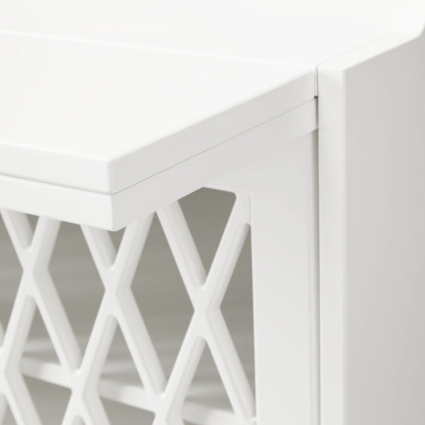 Cam Cam Copenhagen Harlequin Changing Table - White