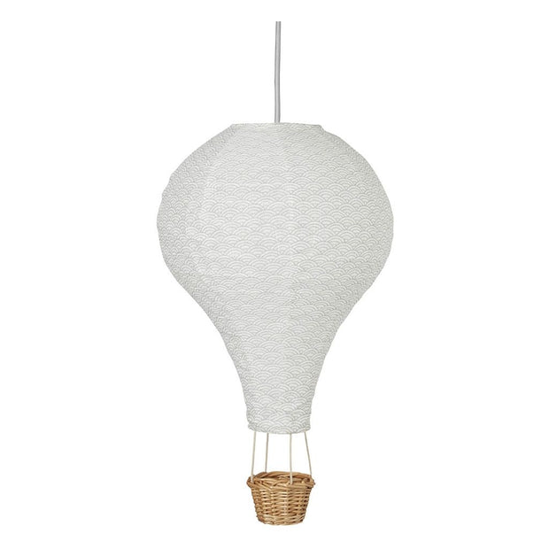CAM CAM COPENHAGEN HOT AIR BALLOON LAMP - GREY WAVE
