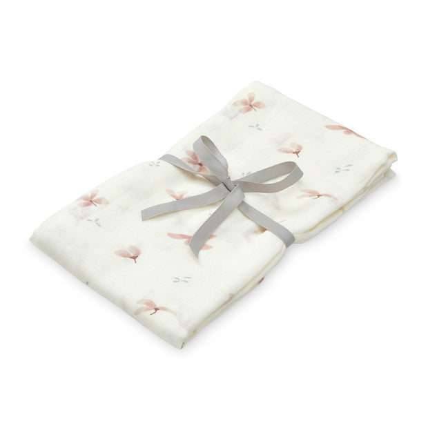 Cam Cam Copenhagen Organic Swaddle Light - Wildflower