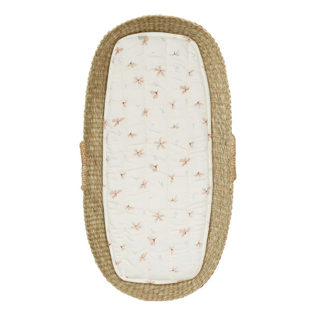 Cam Cam Copenhagen Organic Changing Basket Liner - Windflower
