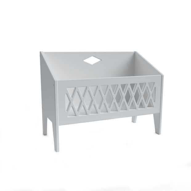 Cam Cam Copenhagen Harlequin Book Bench - Grey