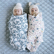 CAM CAM COPENHAGEN ORGANIC SWADDLE LIGHT - FIORI