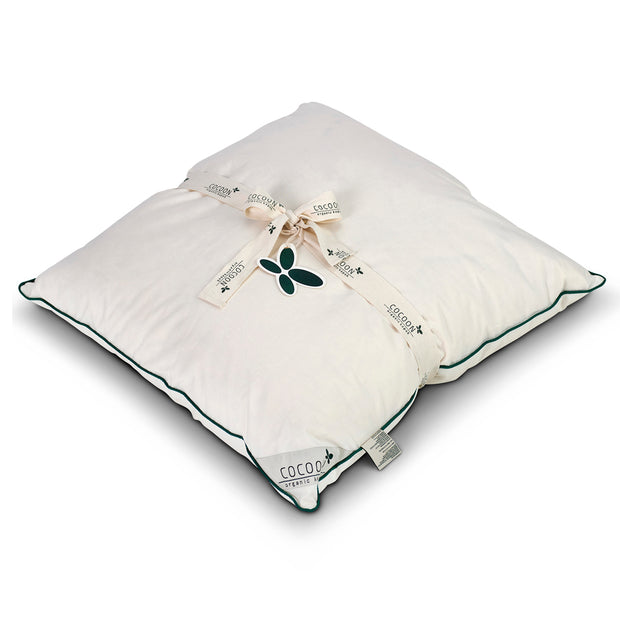 KAPOK ORGANIC SINGLE PILLOW - 60 cm X 63 cm