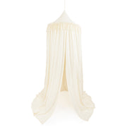 COTTON & SWEETS COTTON BOHO MAXI CANOPY - VANILLA