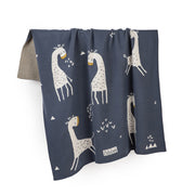 FABLIEK ORGANIC COTTON BLANKET - GIRAFFE