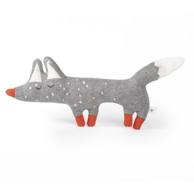 FABLIEK FOX KNITTED TOY