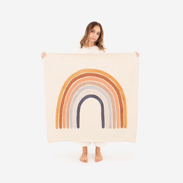 GATHRE MINI MAT IN RAINBOW