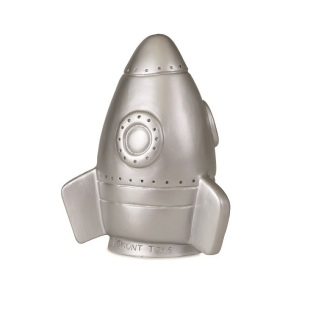 Heico Rocket Lamp - Silver