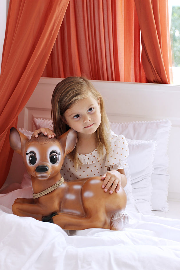 HEICO LYING DEER LAMP