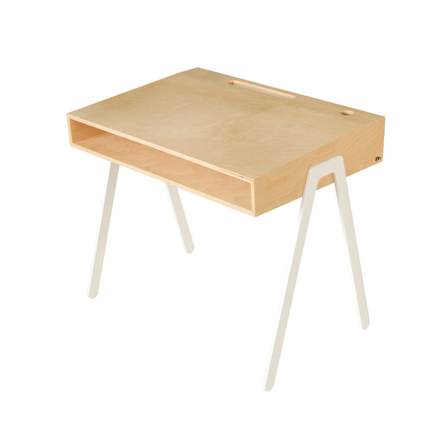 IN2WOOD KIDS DESK - WHITE
