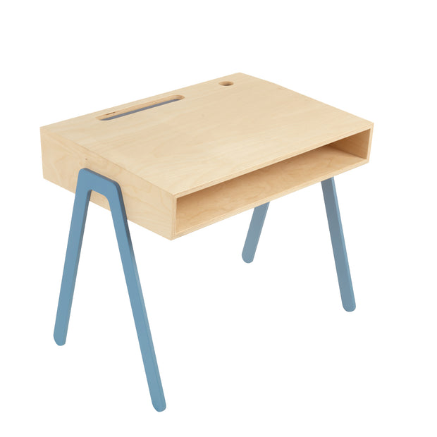 IN2WOOD KIDS DESK - BLUE