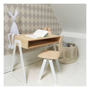 IN2WOOD KIDS CHAIR - WHITE