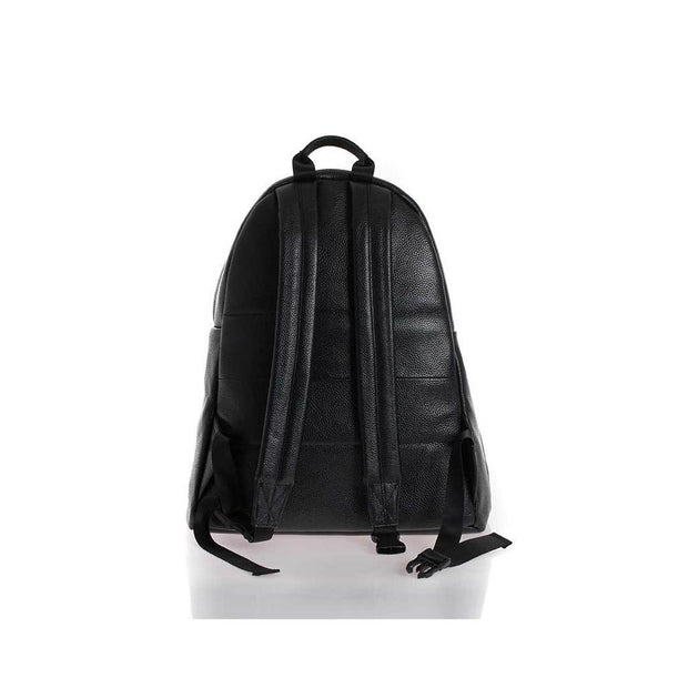 JEM + BEA JAMIE  BACKPACK  - BLACK LEATHER