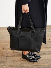 JEM + BEA BEATRICE BABY CHANGING BAG - BLACK