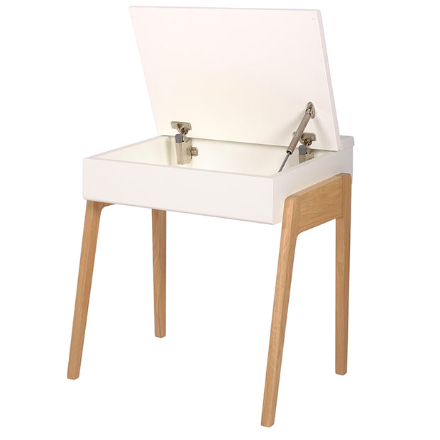 Jungle By Jungle My Little Oak Desk - White