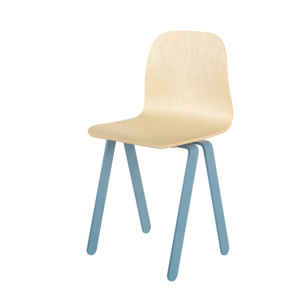 IN2WOOD KIDS CHAIR - BLUE