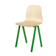 IN2WOOD KIDS CHAIR - GREEN