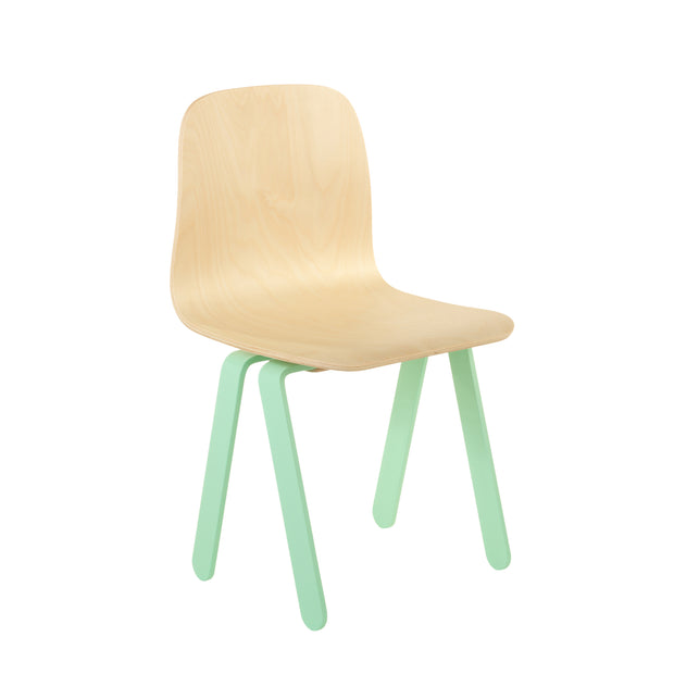 IN2WOOD KIDS CHAIR - MINT