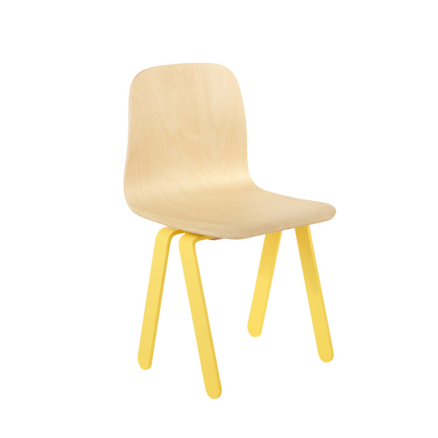 IN2WOOD KIDS CHAIR - YELLOW
