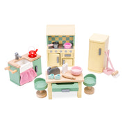 Le Toy Van Daisylane Toy Furniture Pack - Kitchen