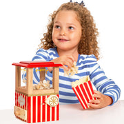 Le Toy Van Honeybake Wooden Toys - Popcorn Machine