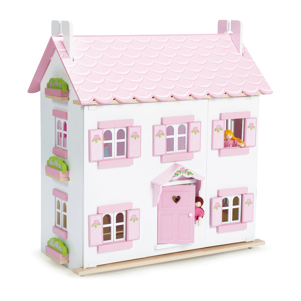 Le Toy Van Wooden Doll House - Sophies House
