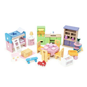 LE TOY VAN DOLL HOUSE FURNITURE SET - STARTER PACK