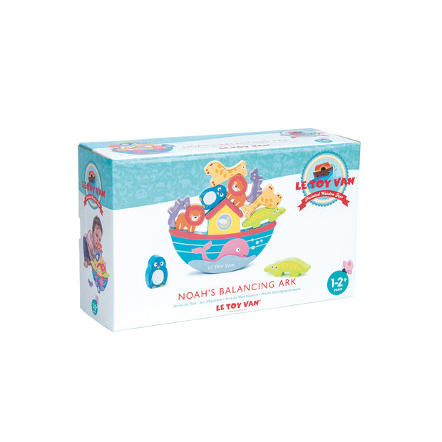 Le Toy Van Wooden Toy Set - Balancing Noah's Ark