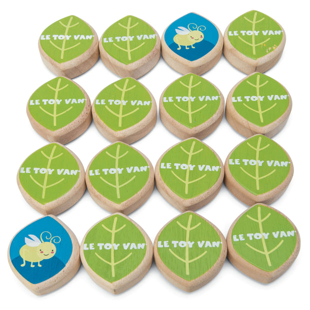 Le Toy Van Wooden Memory Game