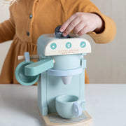 Little Dutch Wooden Coffee Machine