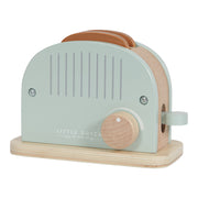 LITTLE DUTCH WOODEN TOASTER SET