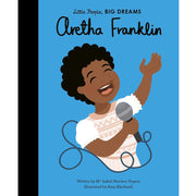 Little People Big Dreams - Aretha Franklin