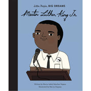 LITTLE PEOPLE BIG DREAMS - MARTIN LUTHER KING