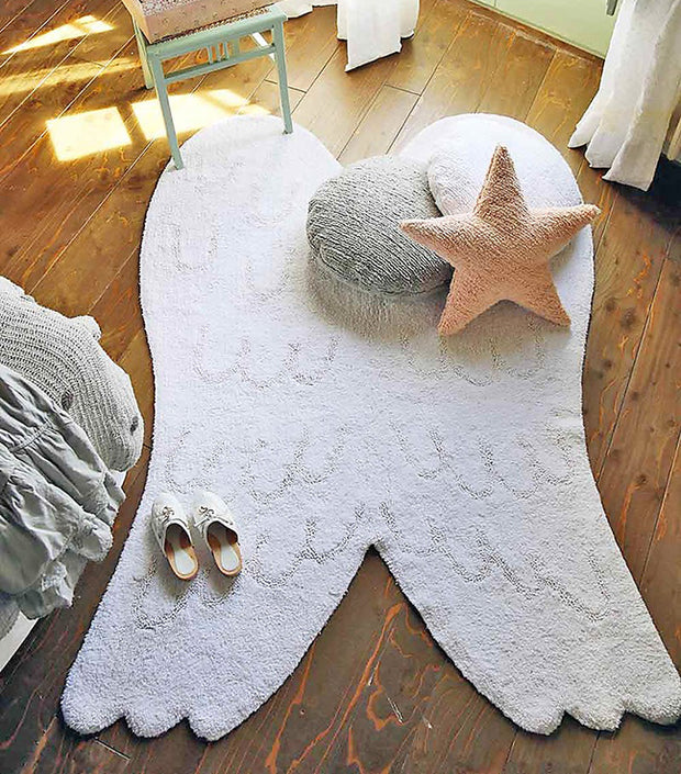 LORENA CANALS WASHABLE RUG - WINGS SILHOUETTE