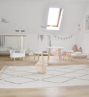 Lorena Canals Machine Washable Rug - Bereber Beige