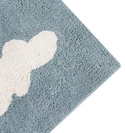 LORENA CANALS WASHABLE CLOUDS RUG - VINTAGE BLUE