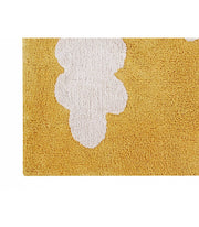 LORENA CANALS WASHABLE CLOUDS RUG - VINTAGE MUSTARD