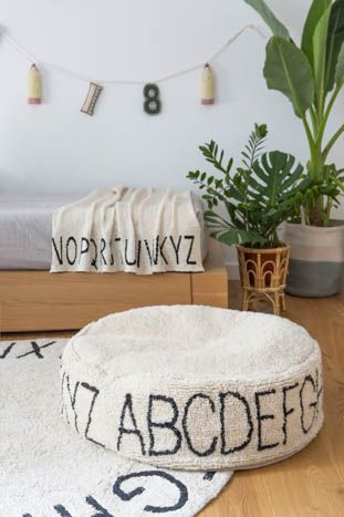 Lorena Canals Pouffe - ABC Natural