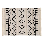 LORENA CANALS WASHABLE RUG BEREBER CANVAS - BEIGE
