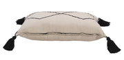LORENA CANALS BEREBER CUSHION - NATURAL