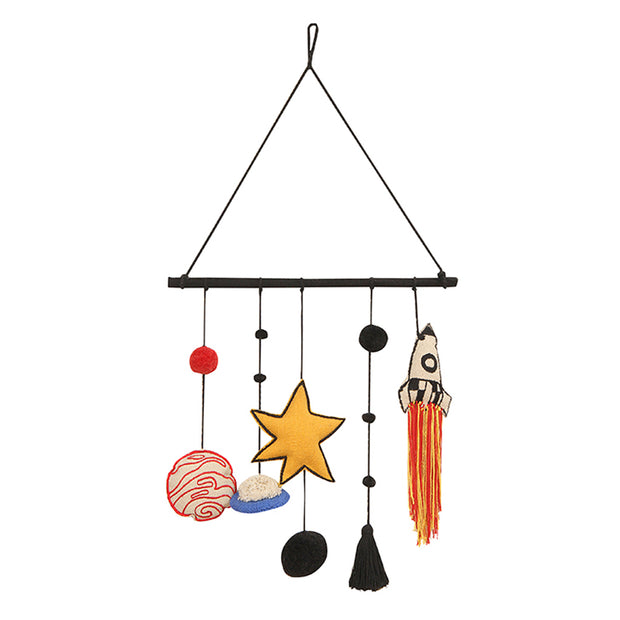 Lorena Canals Wall Hanging Mobile - Galaxy