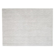 LORENA CANALS KIDS ROOM RUG - BRAIDS PEARL GREY