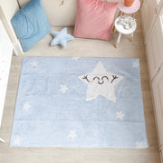 LORENA CANALS HAPPY STAR WASHABLE RUG