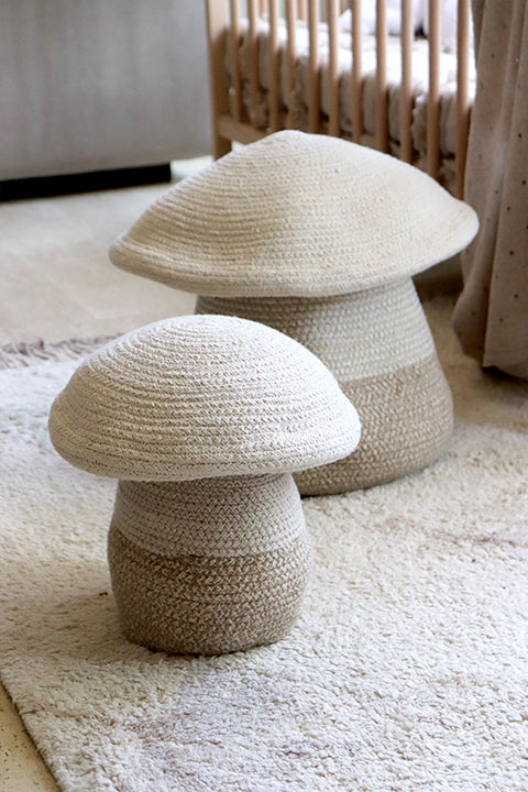 Lorena Canals Basket - Large Mushroom Natural